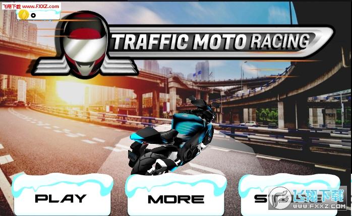 真正的摩托车赛车手游戏v1.0截图0