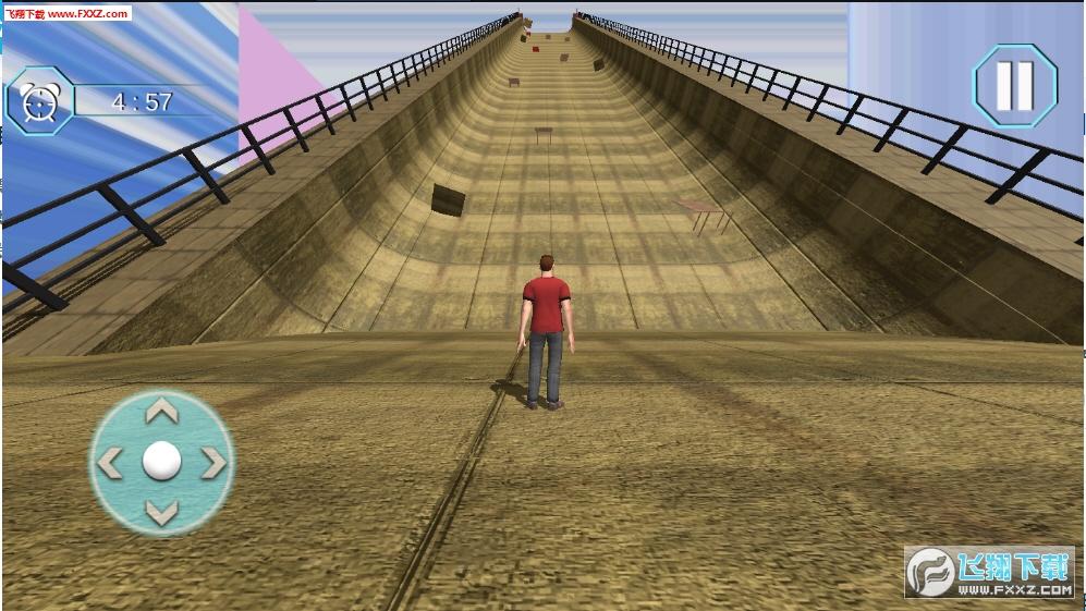 障碍跑酷模拟器游戏v1.0截图1