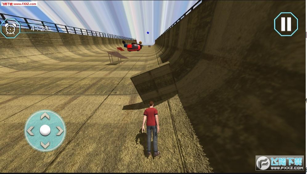 障碍跑酷模拟器游戏v1.0截图2