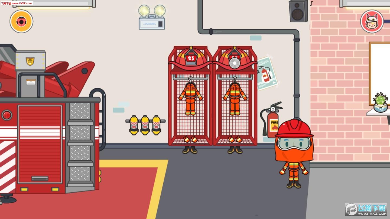 米加小镇消防局安卓版1.0截图1
