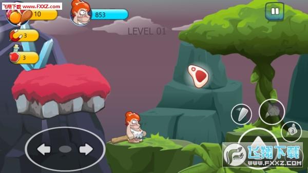 愤怒的洞穴女士游戏v2.0截图3