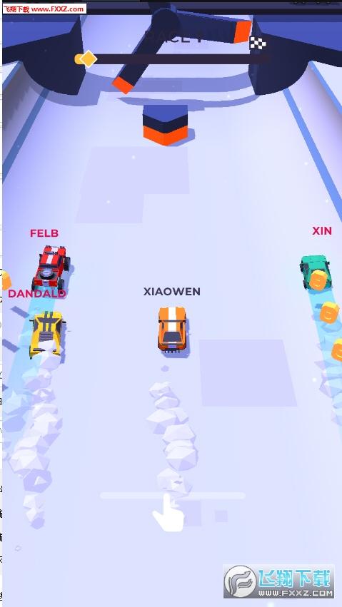 FuryRace游戏v1.0.0截图0