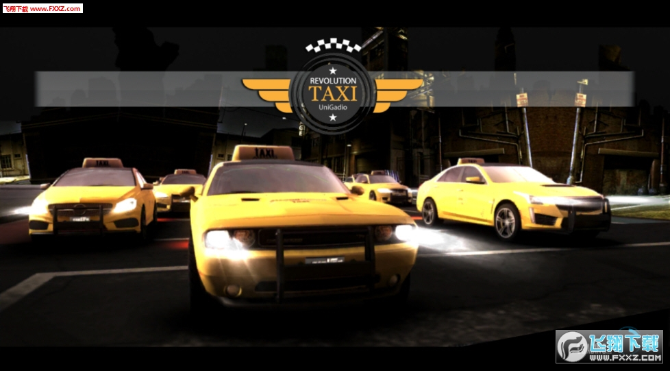 TaxiRevolutionSimulator2019游戏v1.0截图2