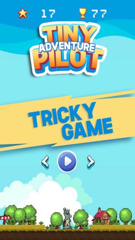 迷你飞行员冒险游戏v2.0截图2