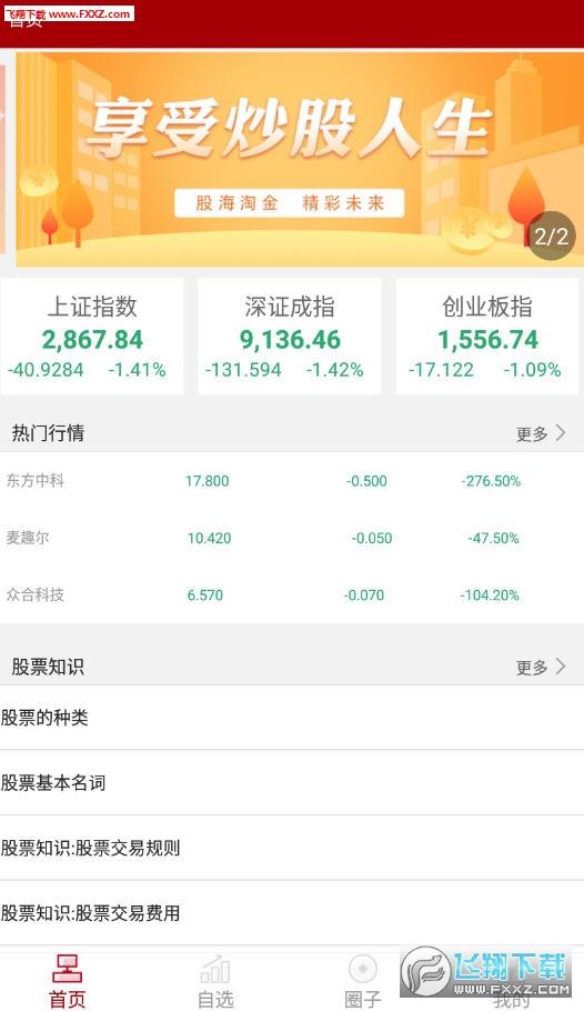 股海淘金app
