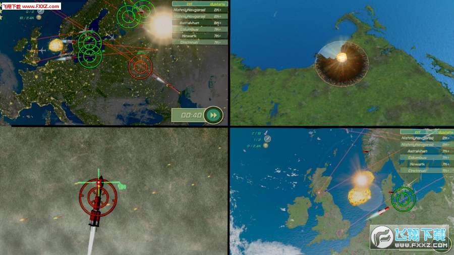 核战争模拟手机版
