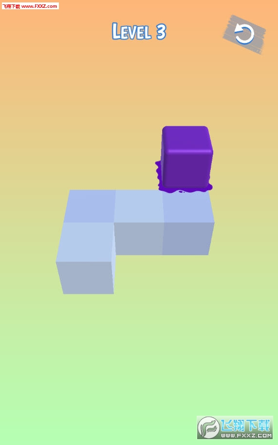 砖块涂色游戏