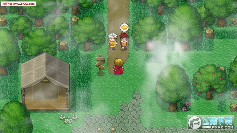 逃脱游戏名侦探勇者之初始之村安卓版