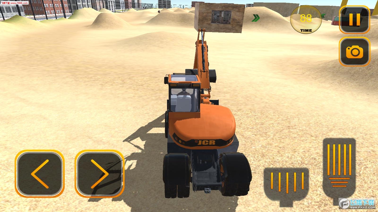 筑路模拟器建筑手游1.0截图2