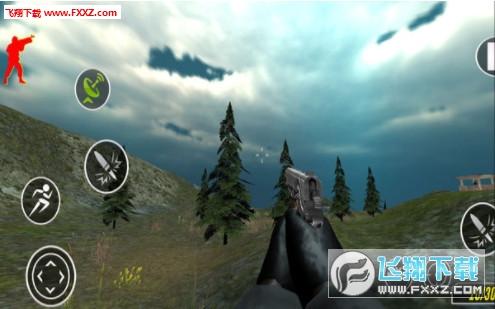 荒岛模拟生存游戏1.0截图2