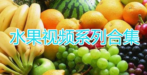 水果视频系列合集_水果名字的视频软件有哪些