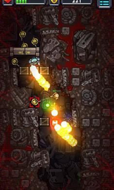 血箭悬廊无限金币破解版v1.0截图2