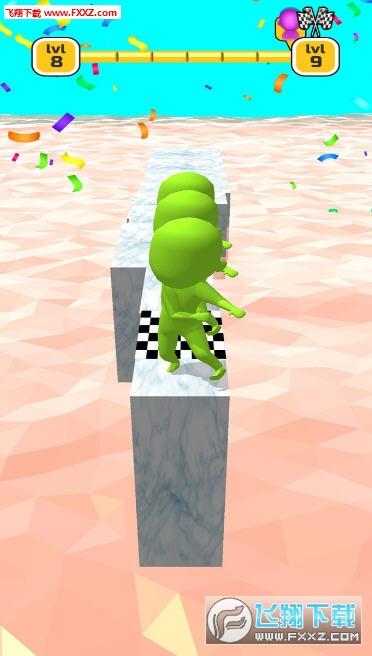 Crowd Jump 3D最新版0.0.112截图1