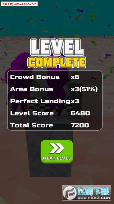 Crowd Jump 3D最新版0.0.112截图2