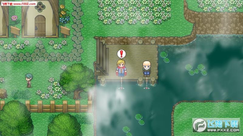 逃脱游戏名侦探勇者之初始之村安卓版v1.0.2截图0