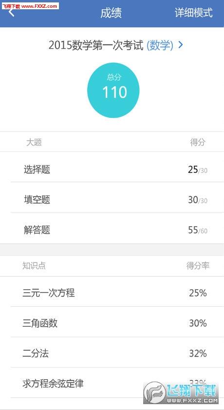 慧安云校app2.1.5截图3