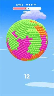 Ball Paint游戏v1.14截图1