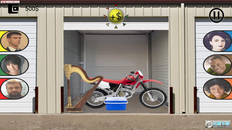 Storage Bidder安卓手游1.2.1截图0