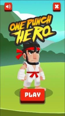 一拳打英雄安卓版V1.0截图2
