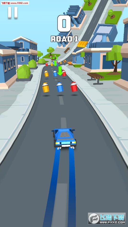 极速汽车3D游戏1.0.2截图0