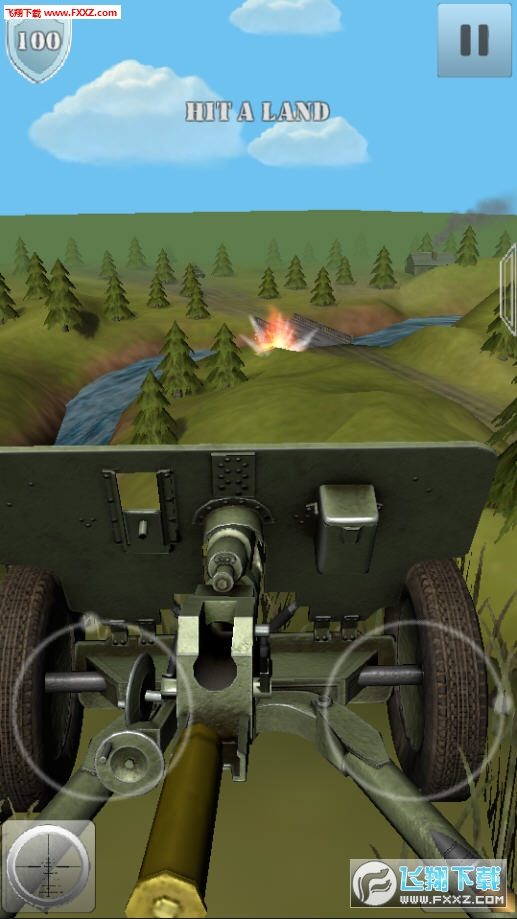 炮兵摧毁坦克安卓版1.5截图1