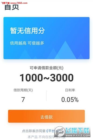 国美易贷app