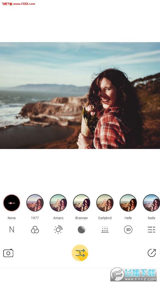 Dazz相机app