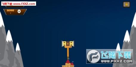 城堡锤摇摆粉碎时间安卓版v1.1截图1