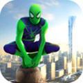 绿色绳索蜘蛛侠安卓版1.9