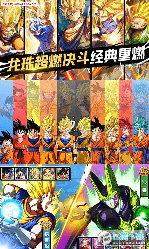 疾风小侠龙珠Z超满V版v1.0截图2