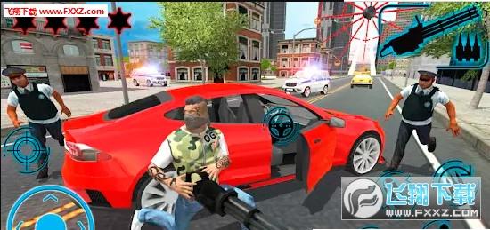 犯罪模拟大城市1.0.1截图1