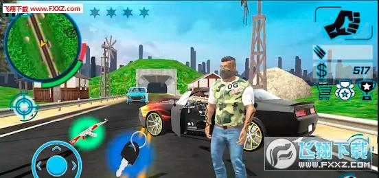 犯罪模拟大城市1.0.1截图2