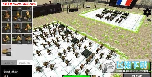 WW2地面作战模拟器1.0截图0