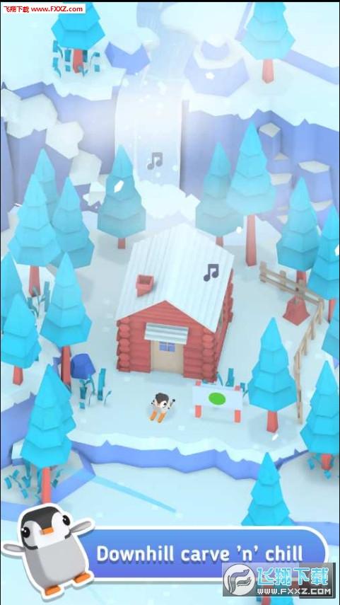疯狂雪山1.0.31截图1