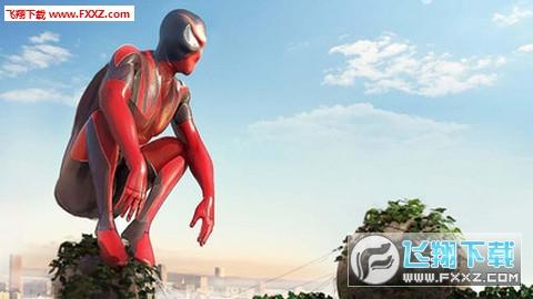 蜘蛛侠绳索英雄传手游v1.0截图2