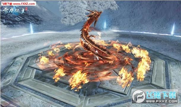 雪鹰领主钢火烧龙新年版游戏