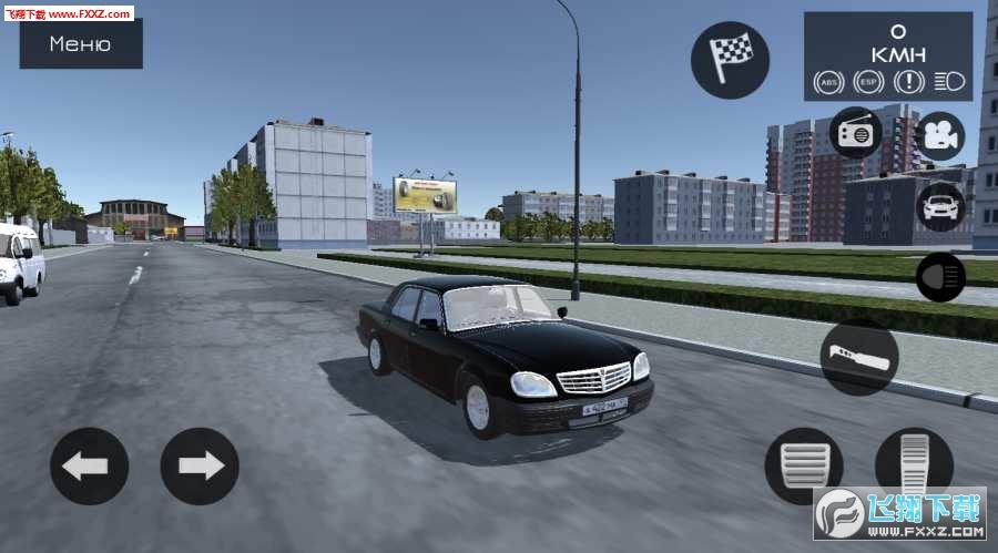 俄罗斯汽车模拟器手机版