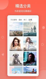 超高清桌面壁纸app安卓版1.01截图2