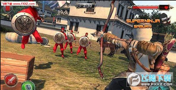 超级忍者功夫骑士2020最新版1.0截图1
