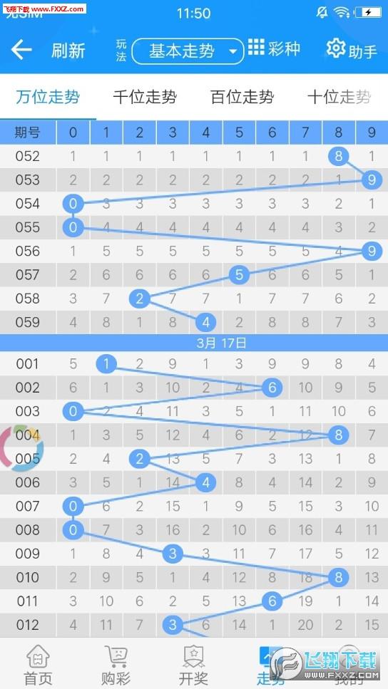 3d今晚预测一个金胆码准确资料大全v1.0截图2
