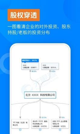 天眼查app官网版12.8.0截图0
