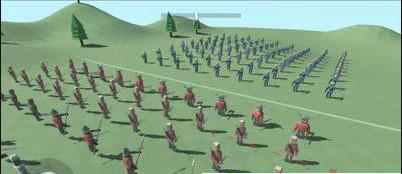 卡通王国战争模拟器手游战争版1.1截图1