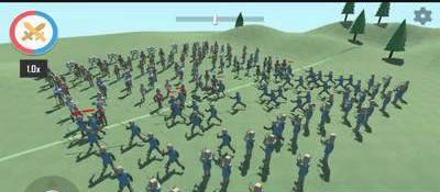 卡通王国战争模拟器手游战争版1.1截图2