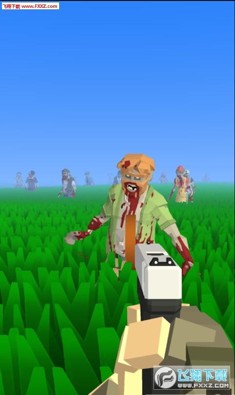 僵尸狂热趣味射击版1.1截图0