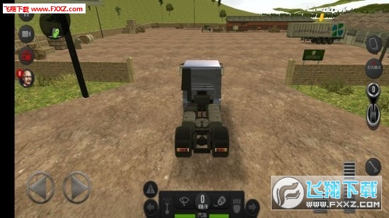 真实模拟卡车驾驶手游v1.0.1截图1