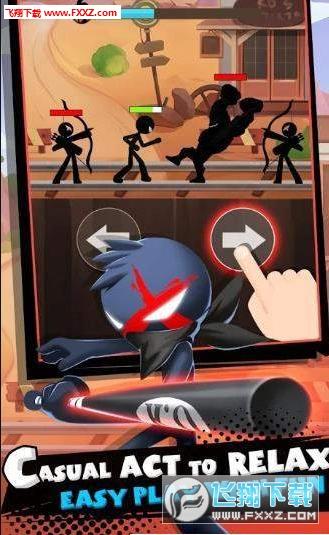 火柴人拳击手2020安卓版1.0.1截图0