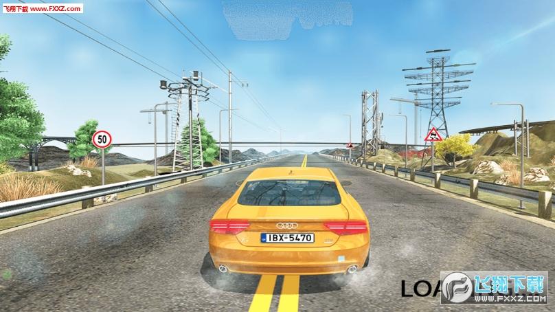 奥迪模拟驾驶最新手游1.0截图1