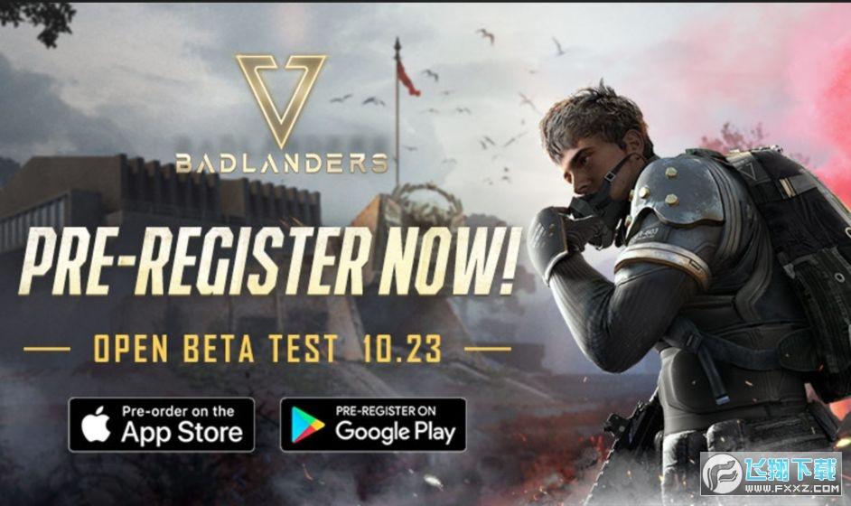 Badlanders中文版