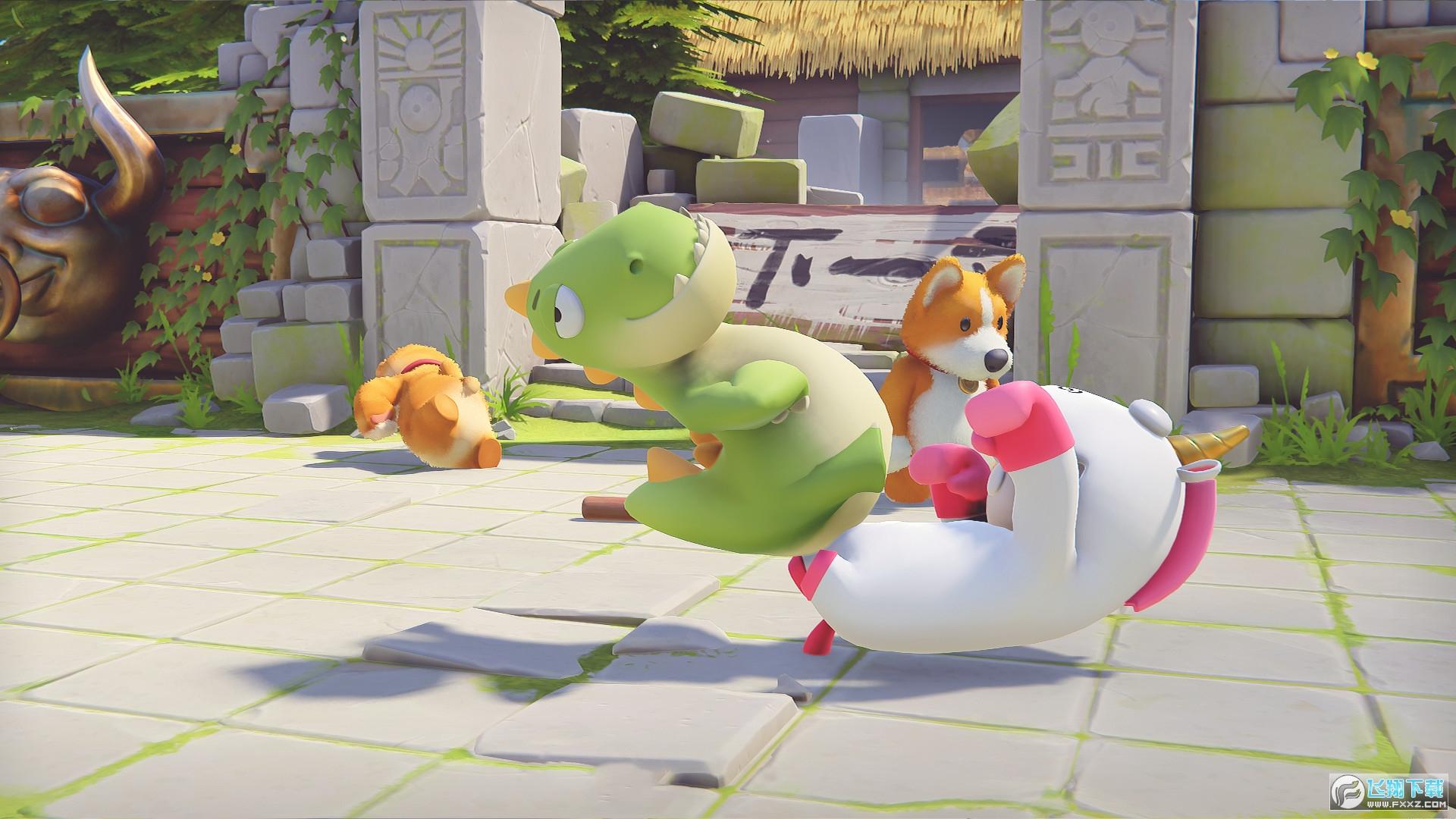 动物派对中文版v1.0免费版截图1