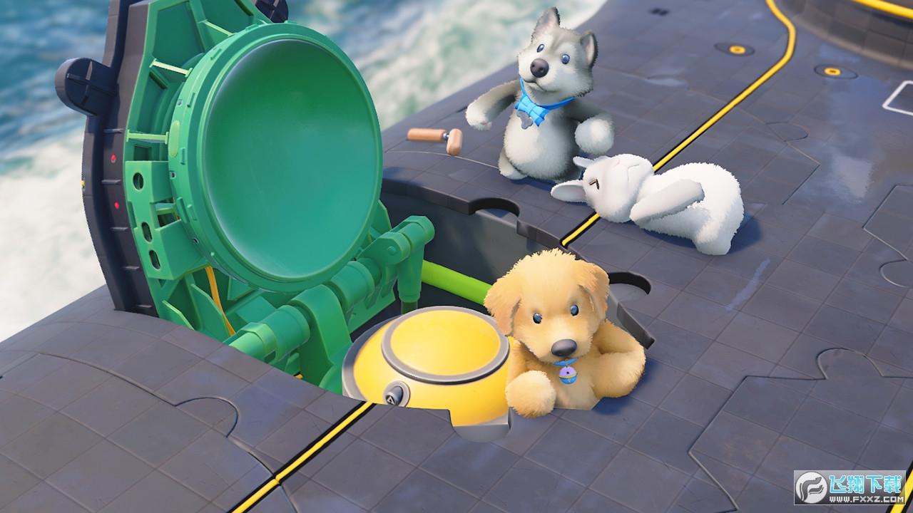 动物派对游戏手机版v1.0官方版截图2